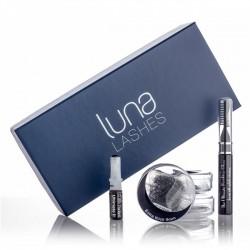 Pack de 3 Luna Lashes 0.15 d 'épaisseur : Pointe fines des deux bouts