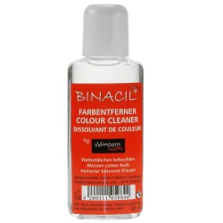 BINACIL Dissolvant de couleur, 50 ml